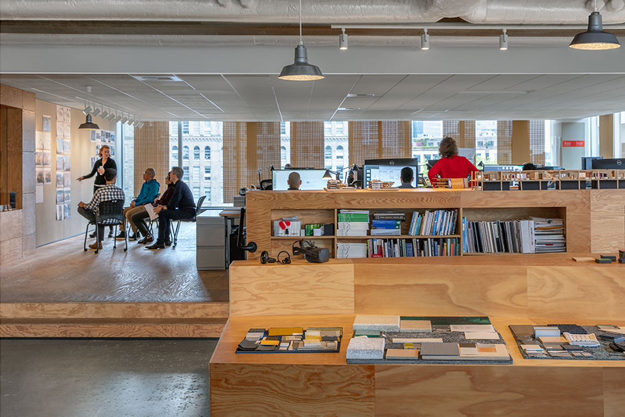Flad Architects Seattle Office