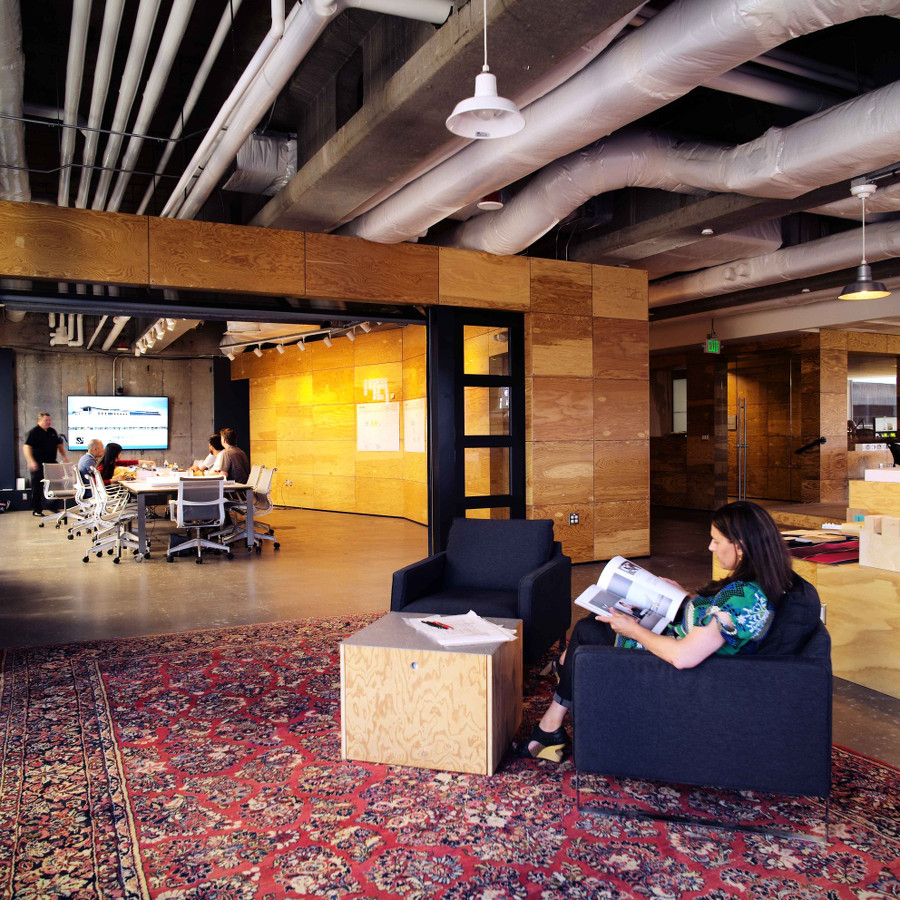 Flad Architects Seattle, WA Office