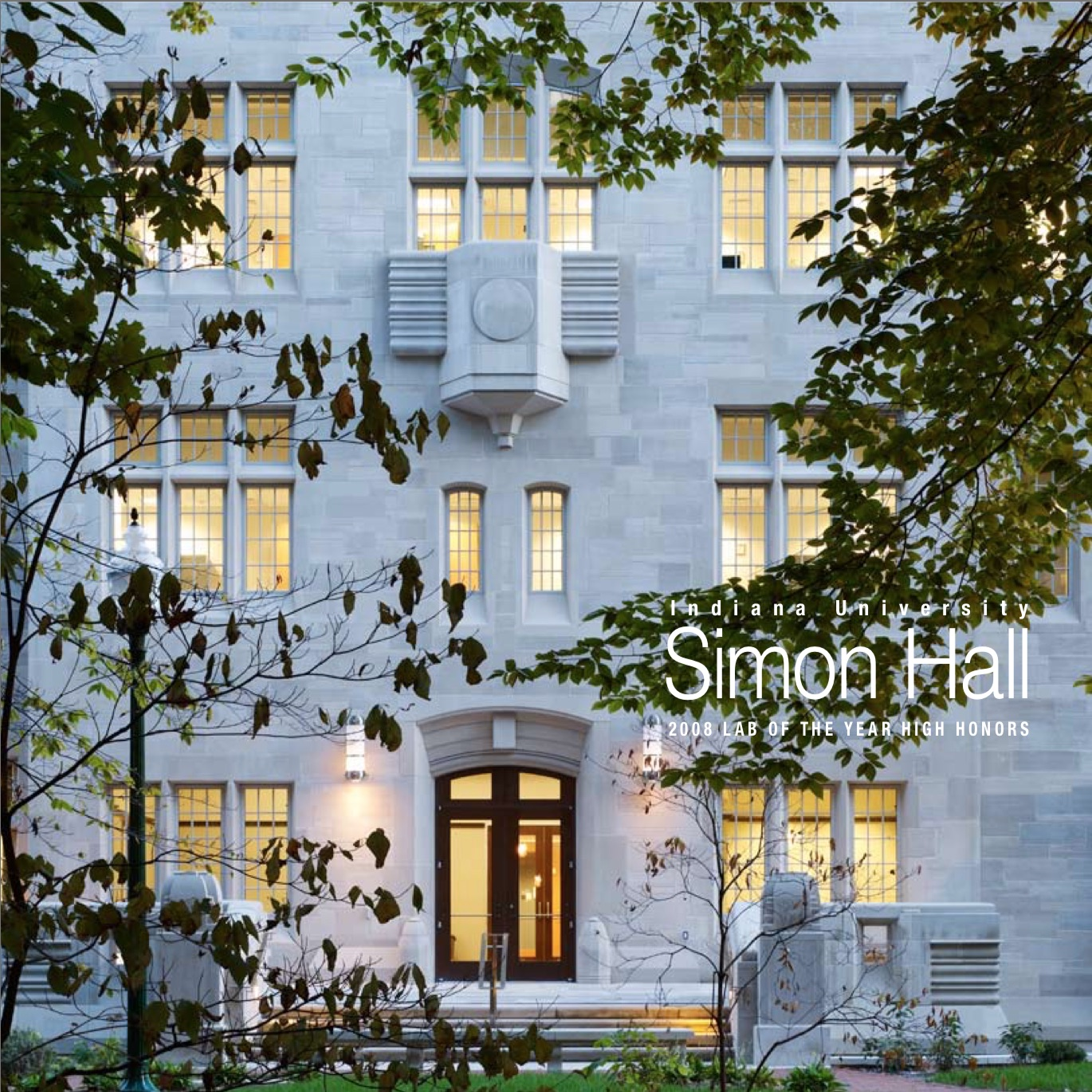 High Honors - Indiana University's Simon Hall