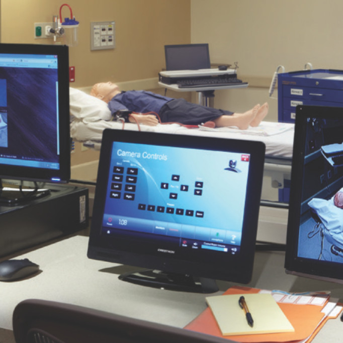Simulation Centers - A Three-Part Series