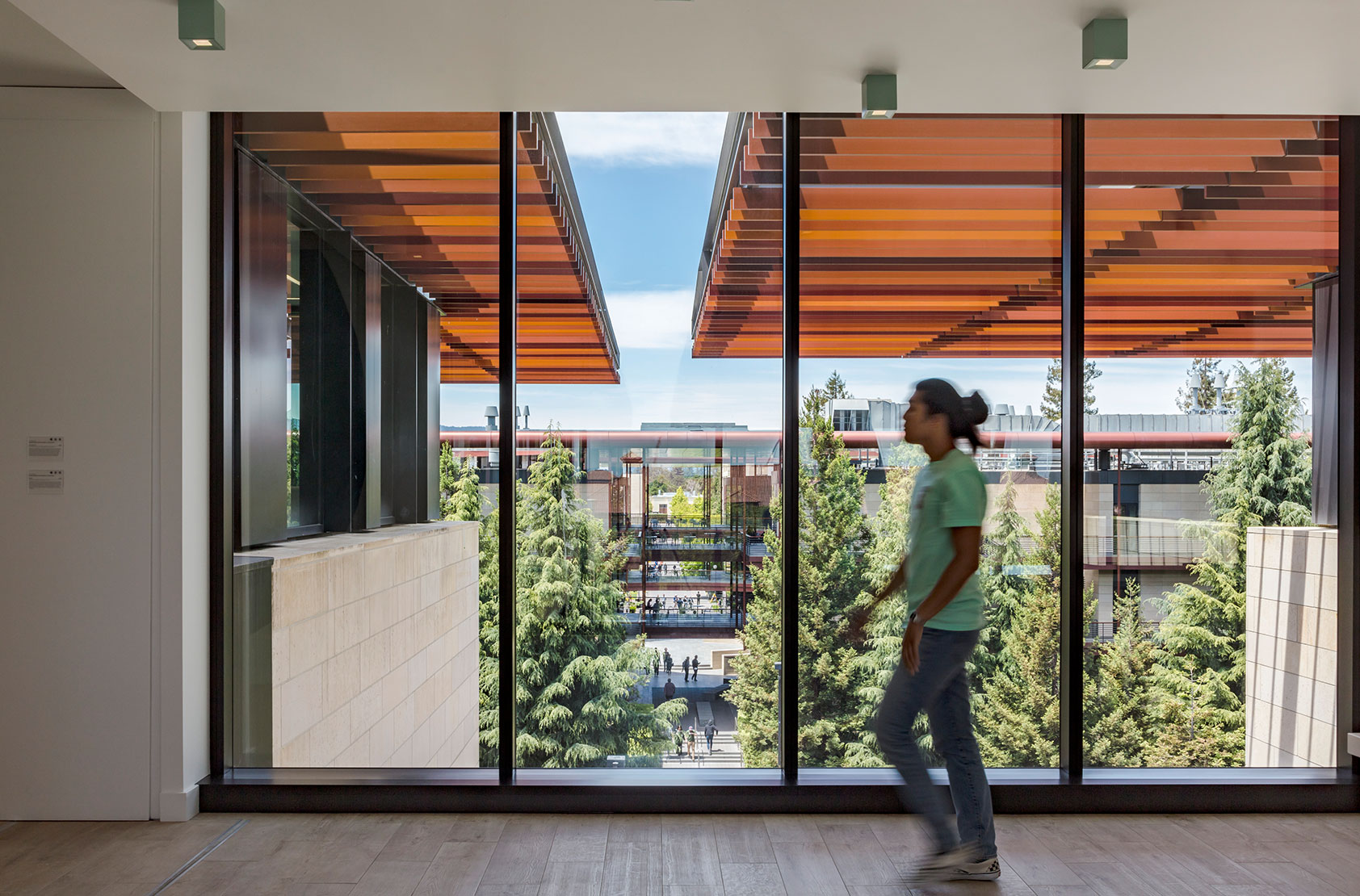 Stanford University - Bass Biology Research Building