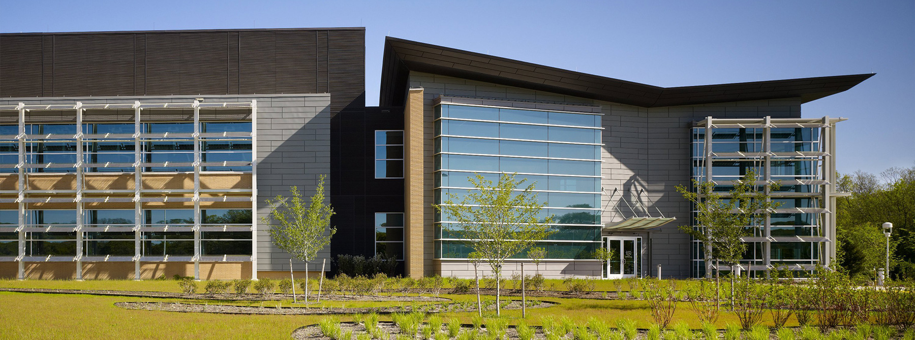 Flad Architects : Stony Brook University, Advanced Energy Center