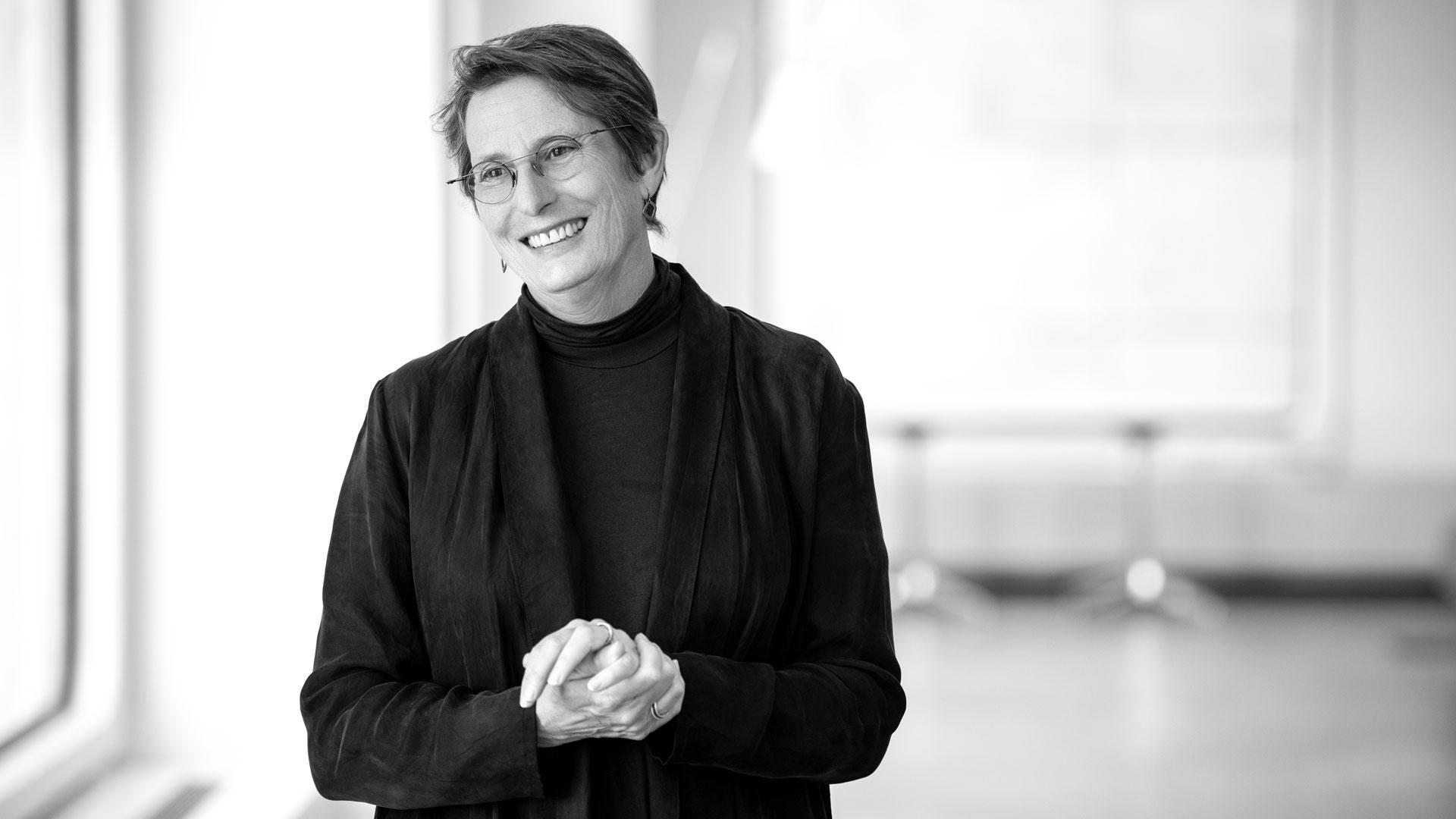 Sylvia Darr, PhD, AIA, LEED AP BD+C | Flad Architects