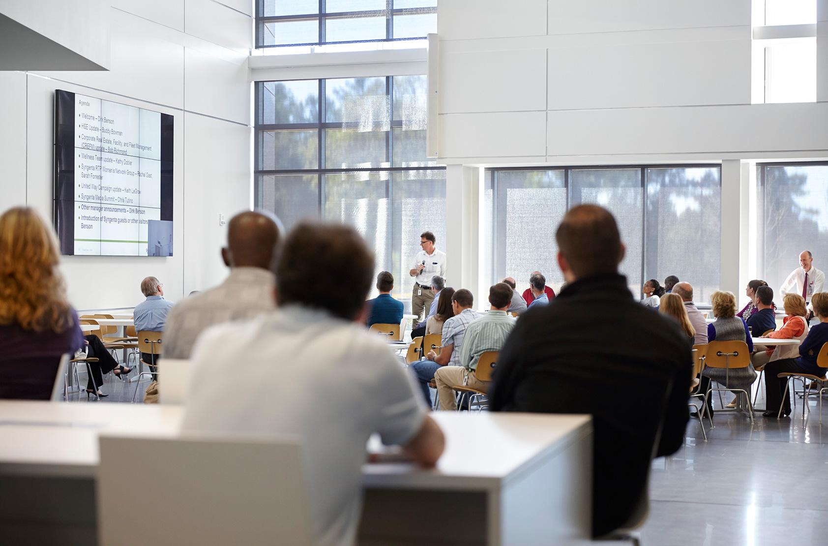 Syngenta - RTP Innovation Center