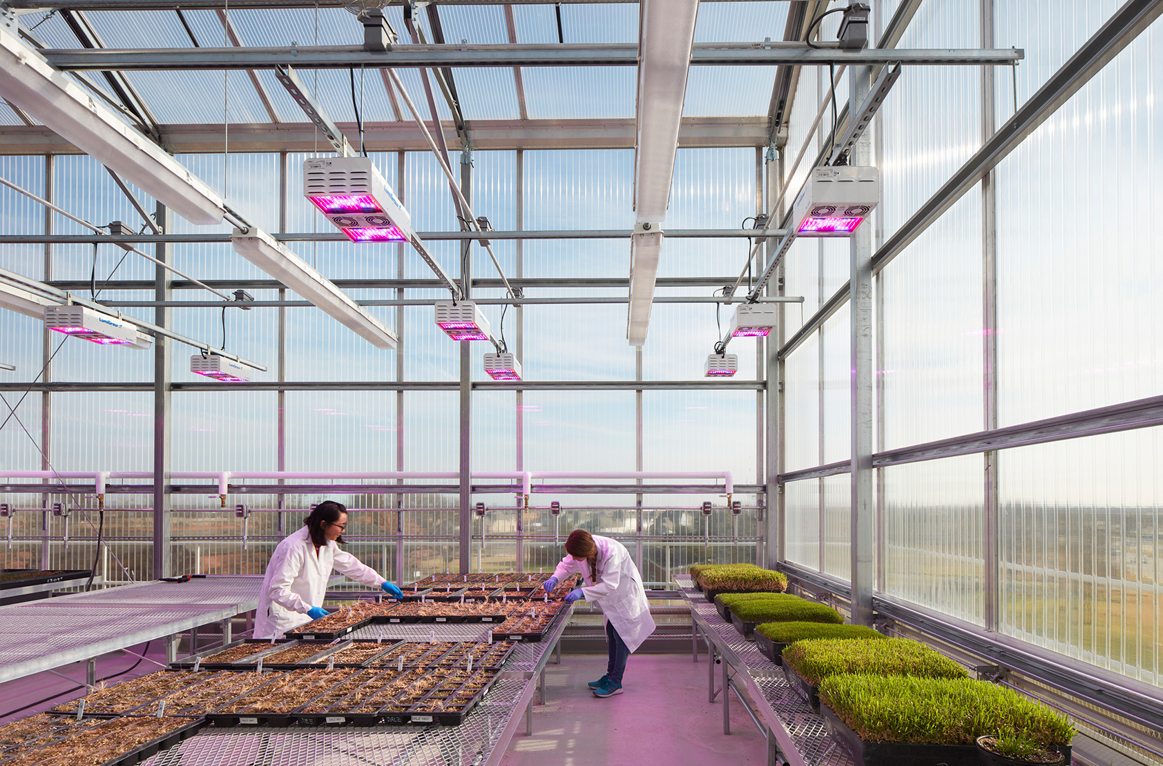 Texas A&M University - AgriLife Research Center