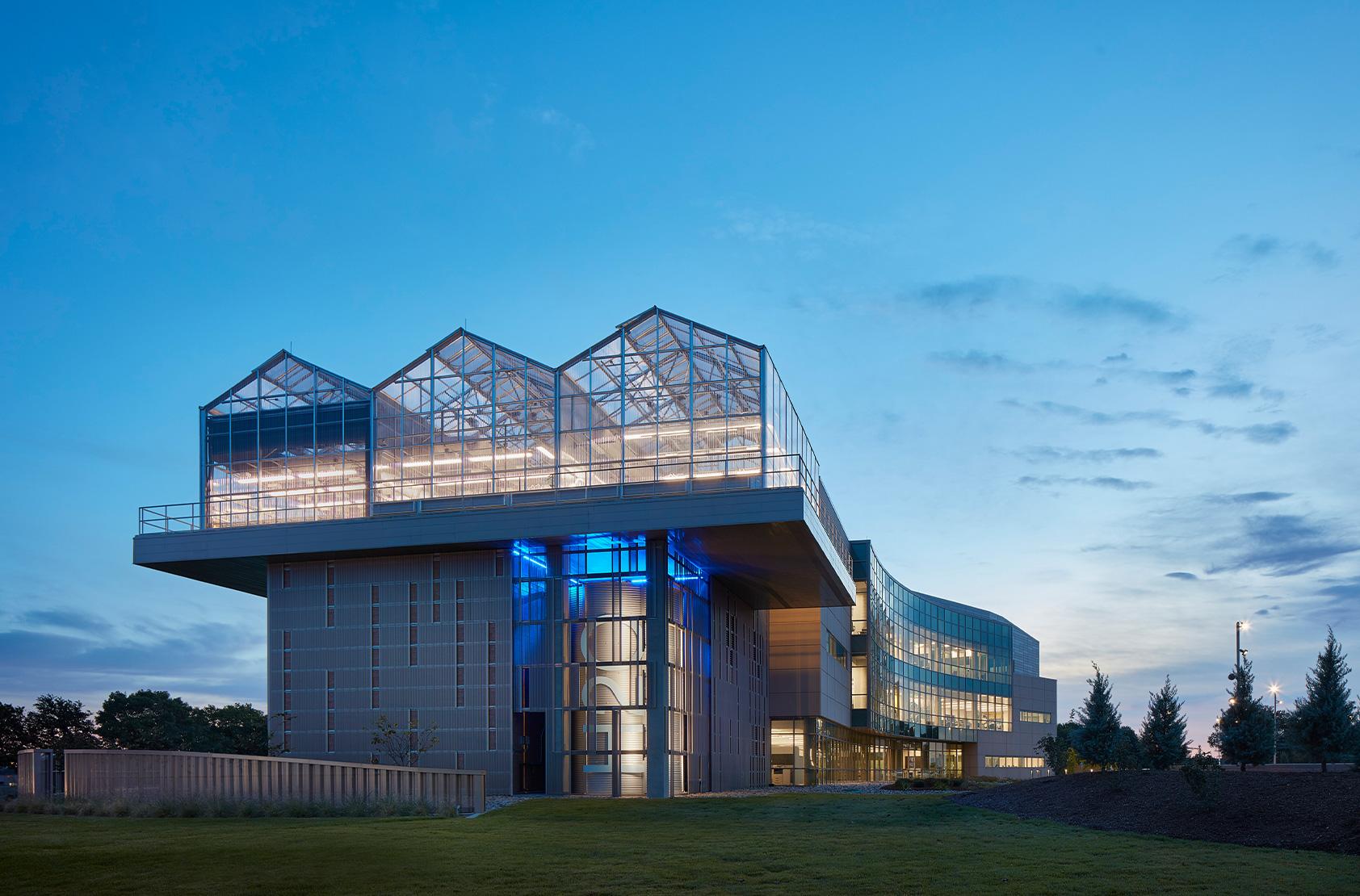 Texas A&M University - Dallas AgriLife Research Center