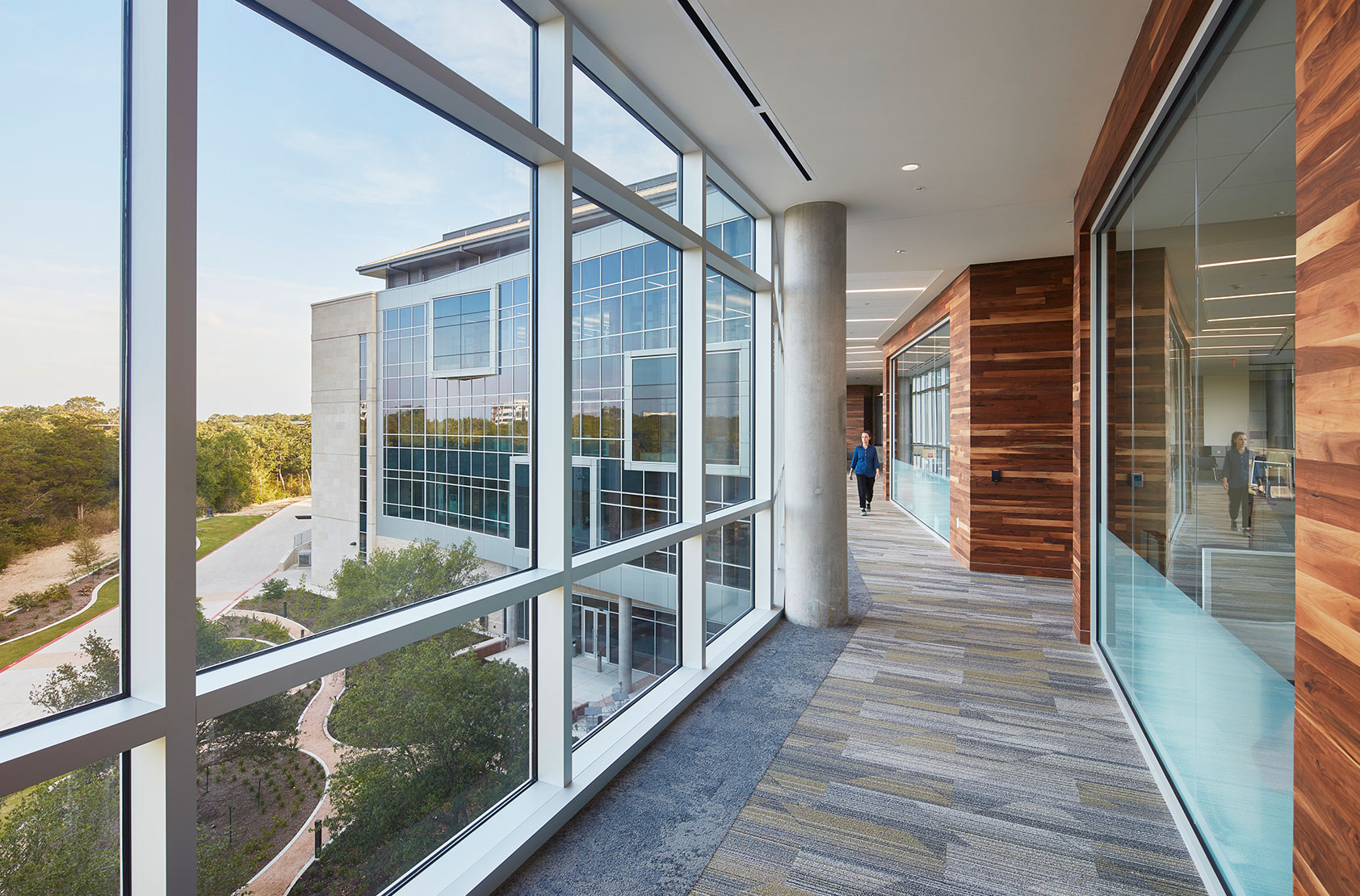 Texas A&M University - Health Science Center Medical Research and Education Building II