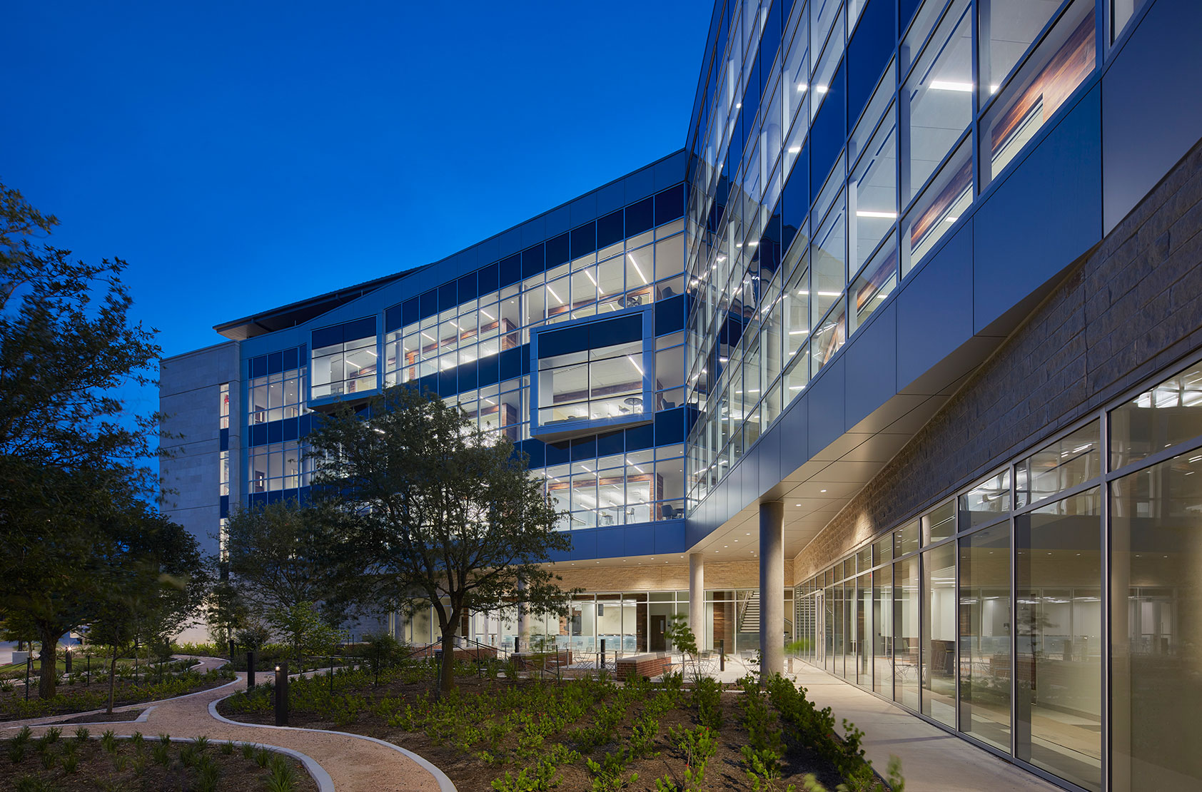 Texas A&M - Health Science Center Medical Research and Education Building 2