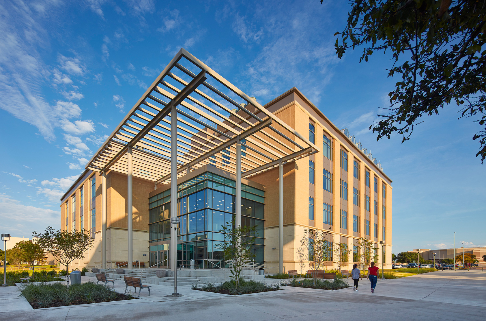 Texas A&M University - Plant Pathology and Microbiology Building