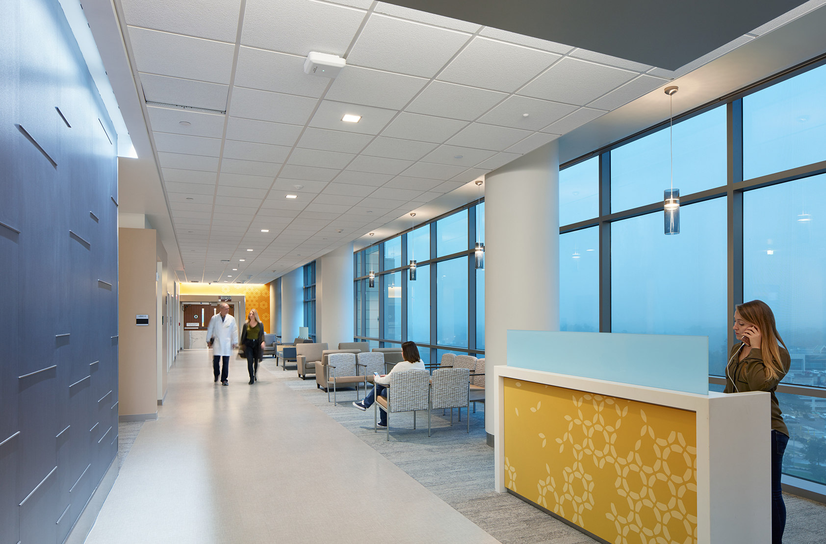 UF Health - Heart & Vascular Hospital and UF Health Neuromedicine Hospital