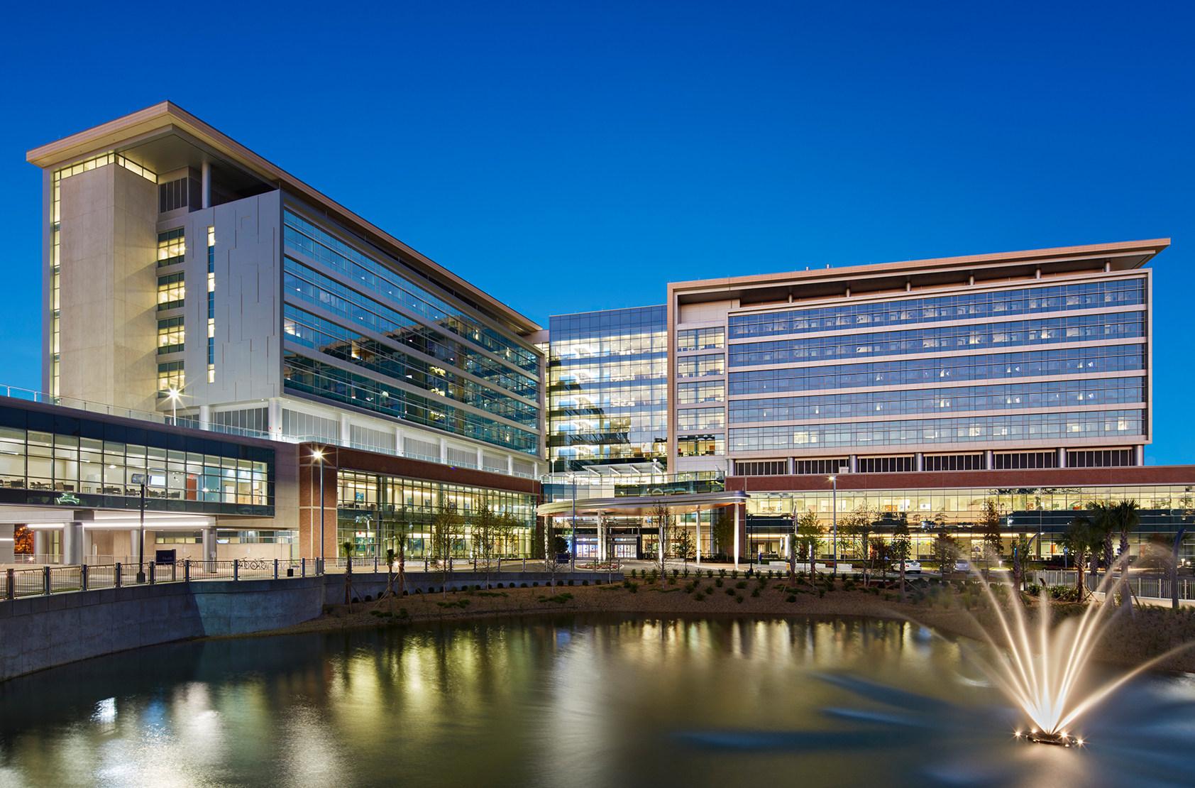 UF Health - Heart & Vascular Hospital and UF Health Neuromedicine Hospital