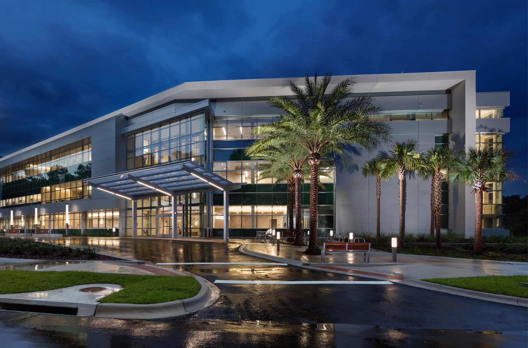 UF Health - Springhill Primary Care Building