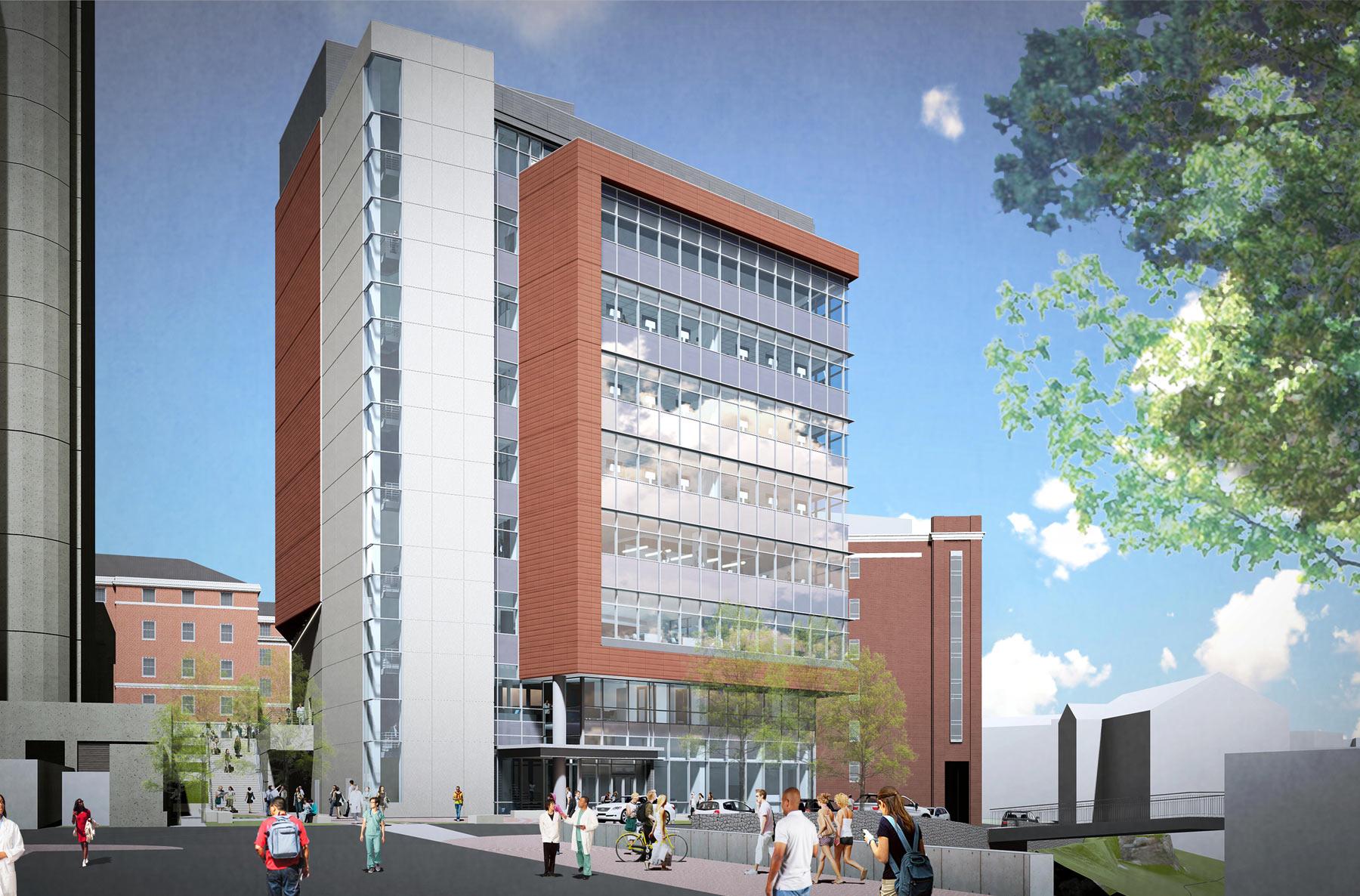 University of North Carolina - School of Medicine, Medical Education Building