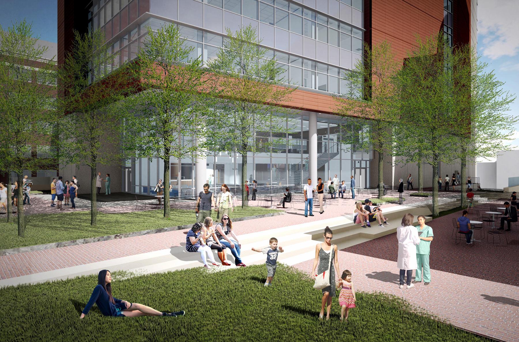 University of North Carolina - Chapel Hill Medical Education Building
