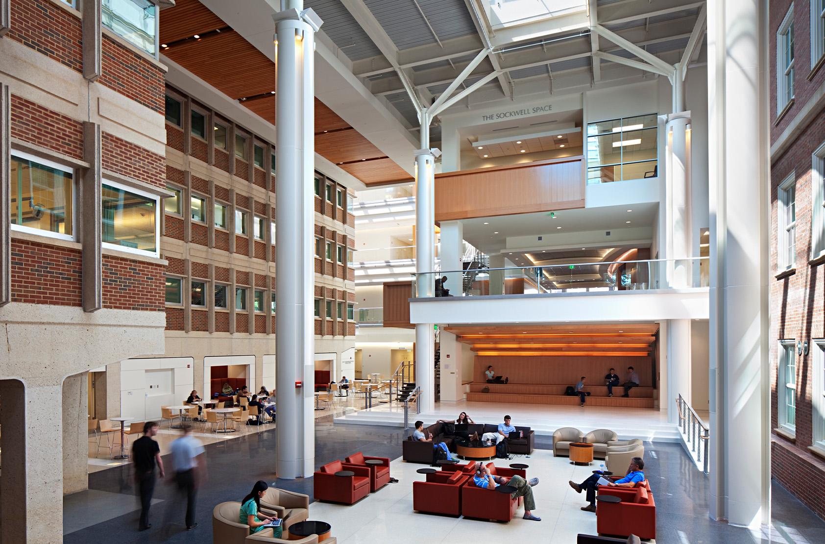 University of North Carolina - Koury Oral Health Sciences Building