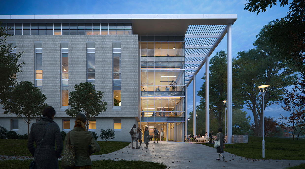 University of Kentucky - College of Public Health Building