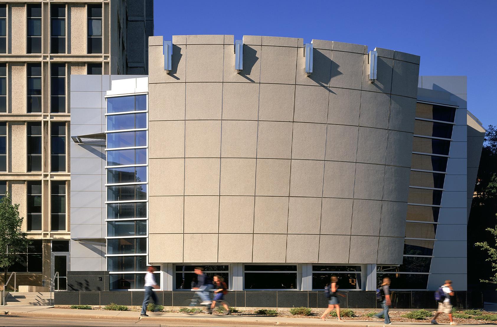 University of Wisconsin, Madison - Chemistry Building