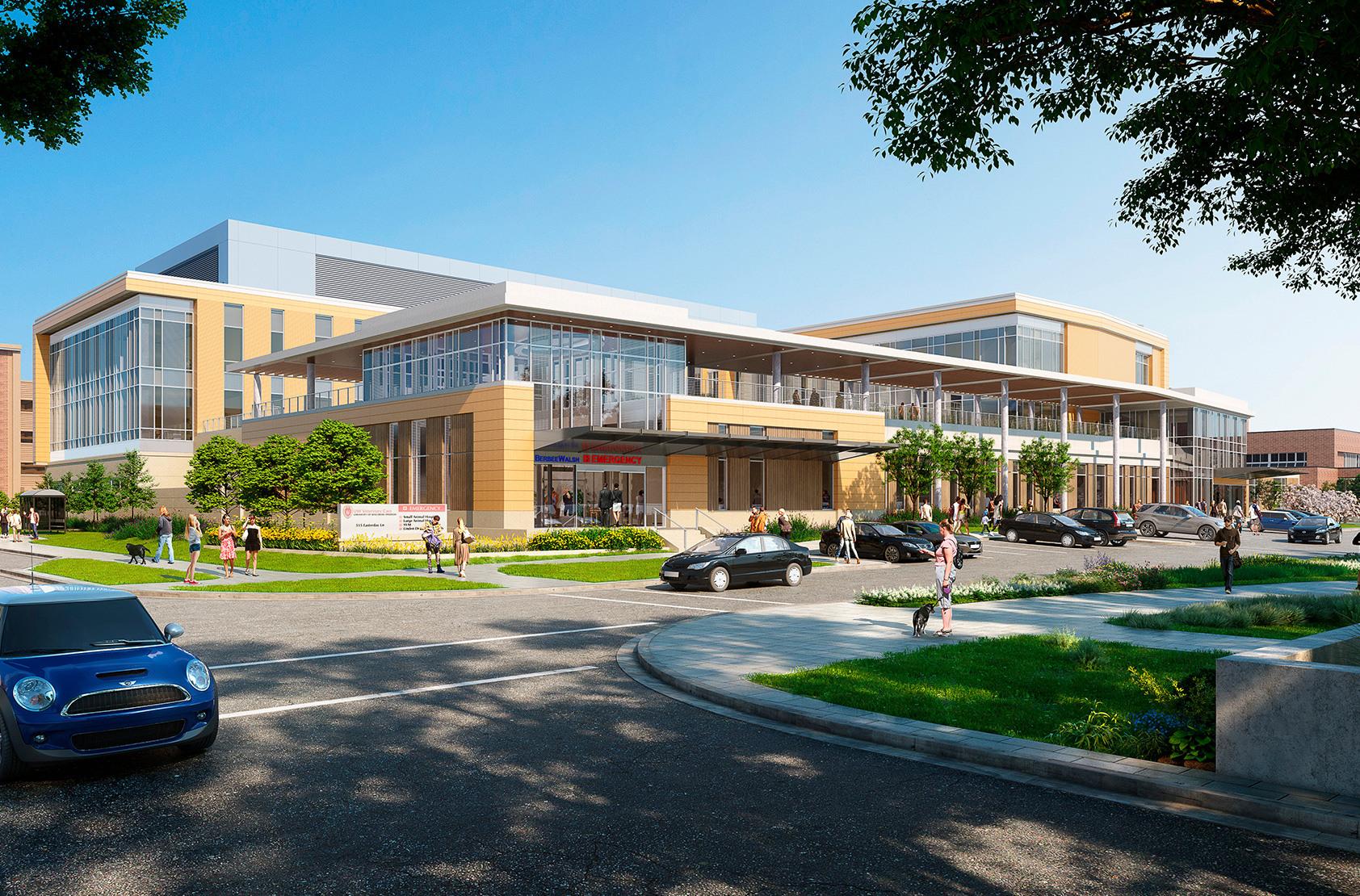University of Wisconsin - Madison - School of Veterinary Medicine Addition and Renovation