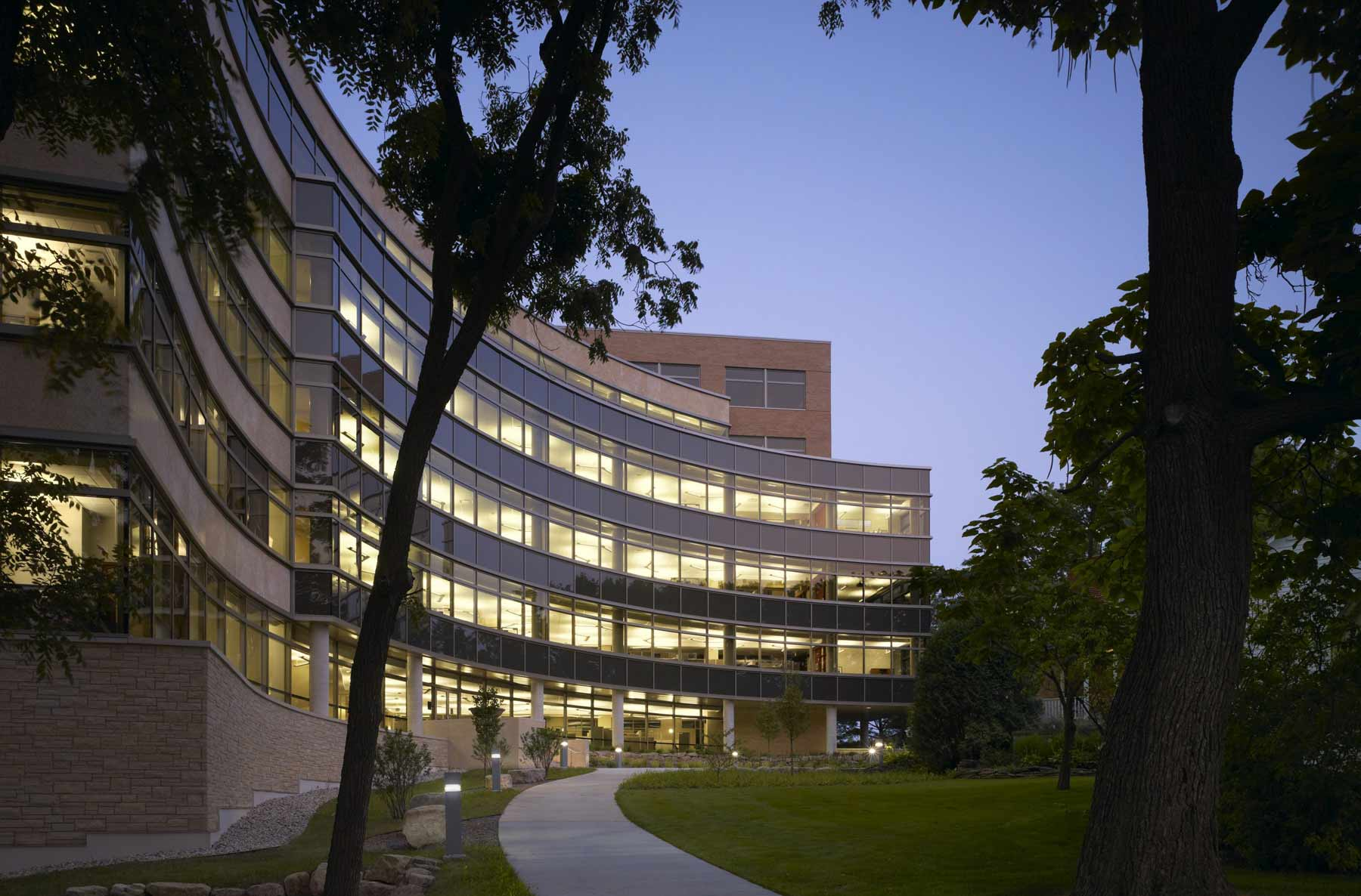 University of Wisconsin Medical Foundation - Centennial Building
