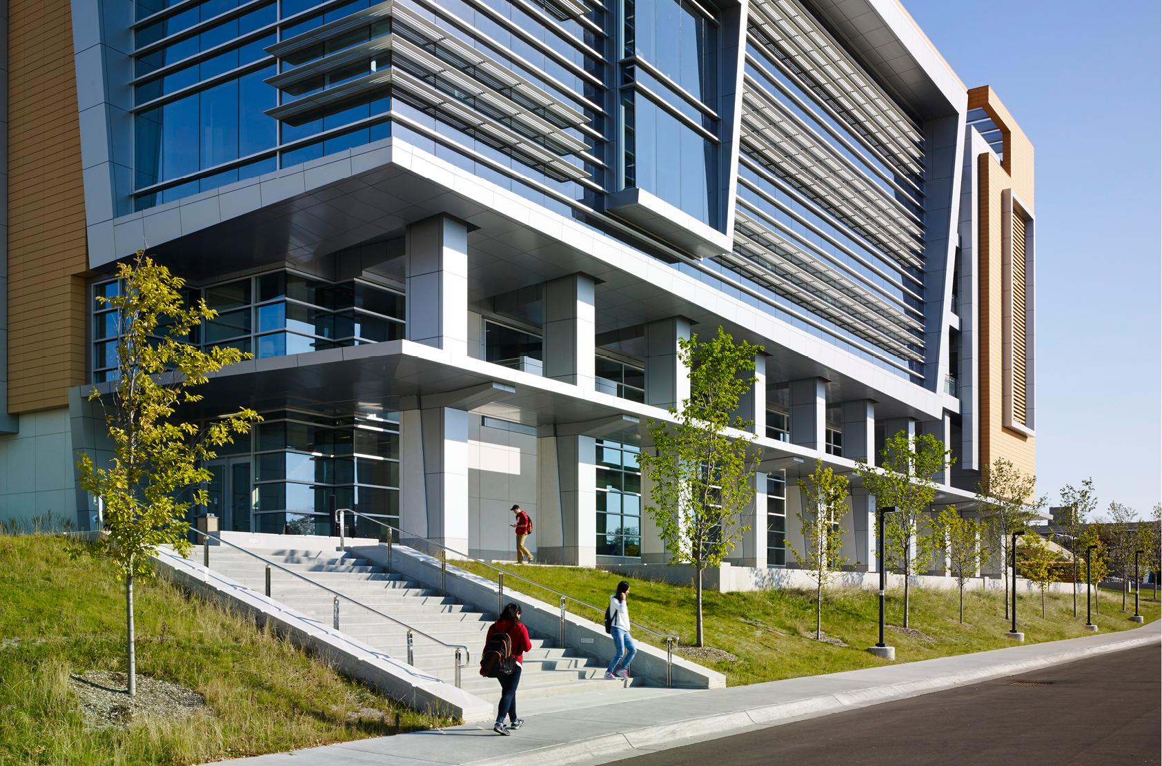 University of Wisconsin, Milwaukee - Kenwood Interdisciplinary Research Center