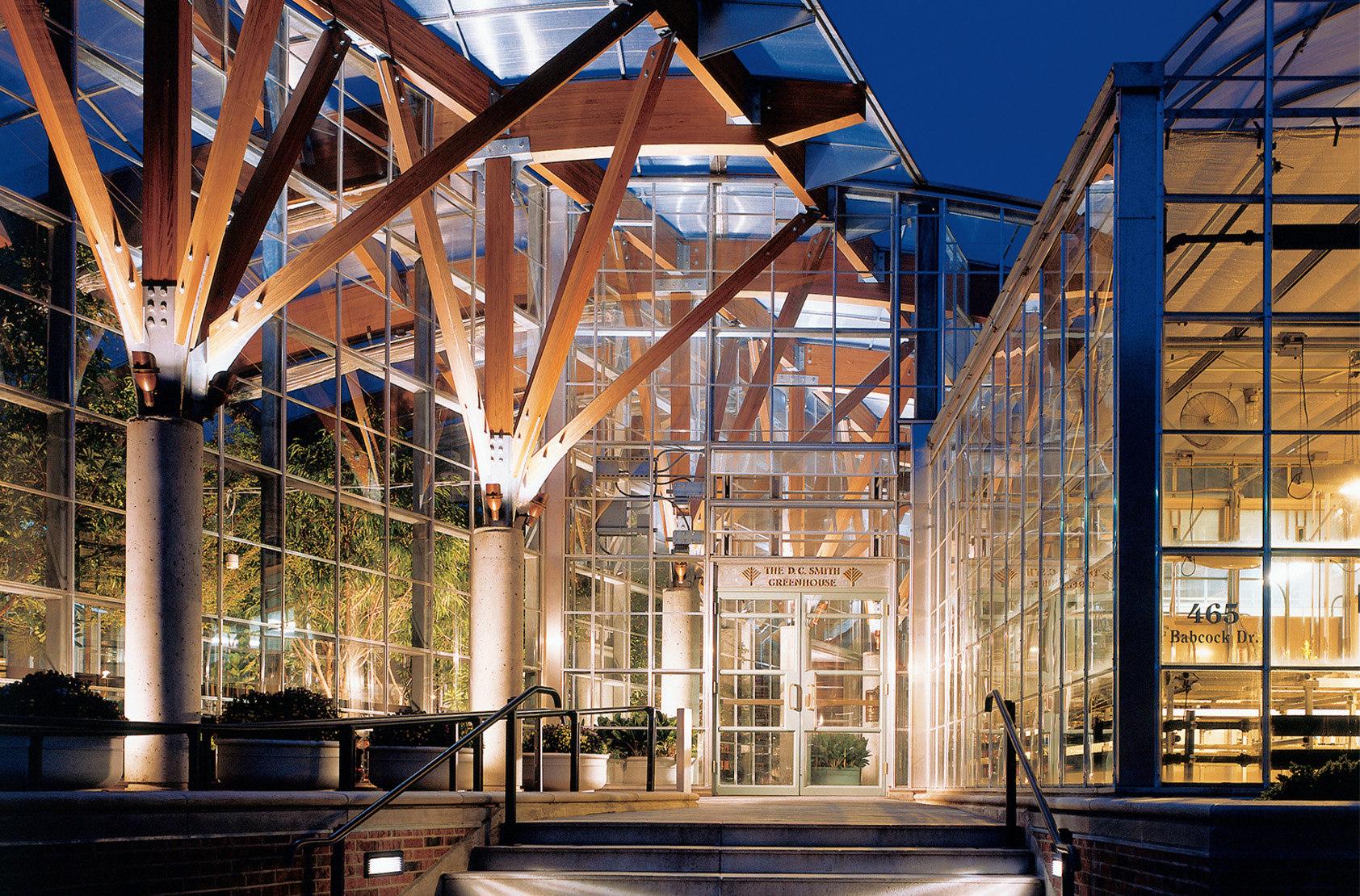 University of Wisconsin, Madison - D.C. Smith Greenhouses