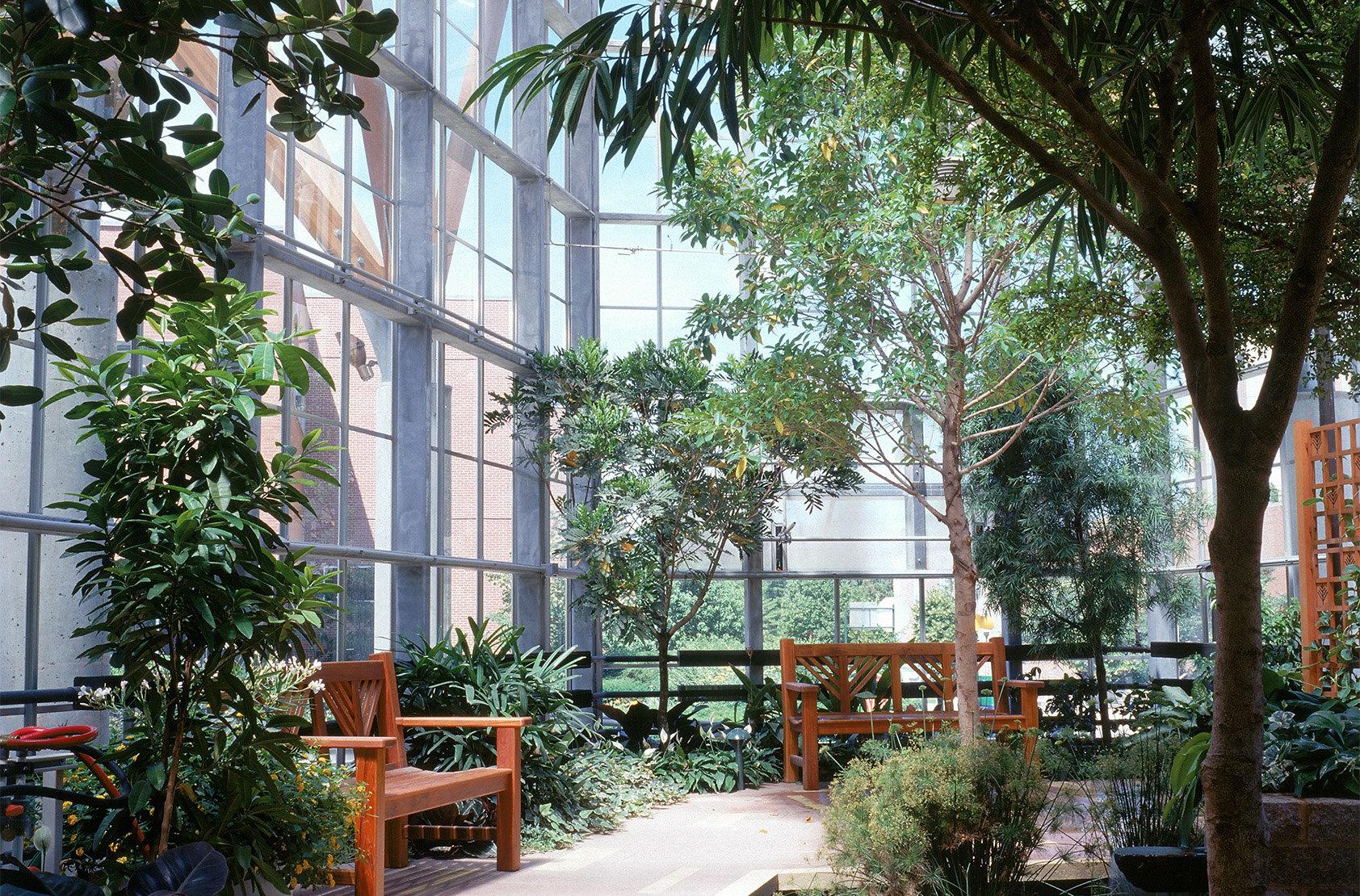 University of Wisconsin - Madison - D.C. Smith Greenhouses