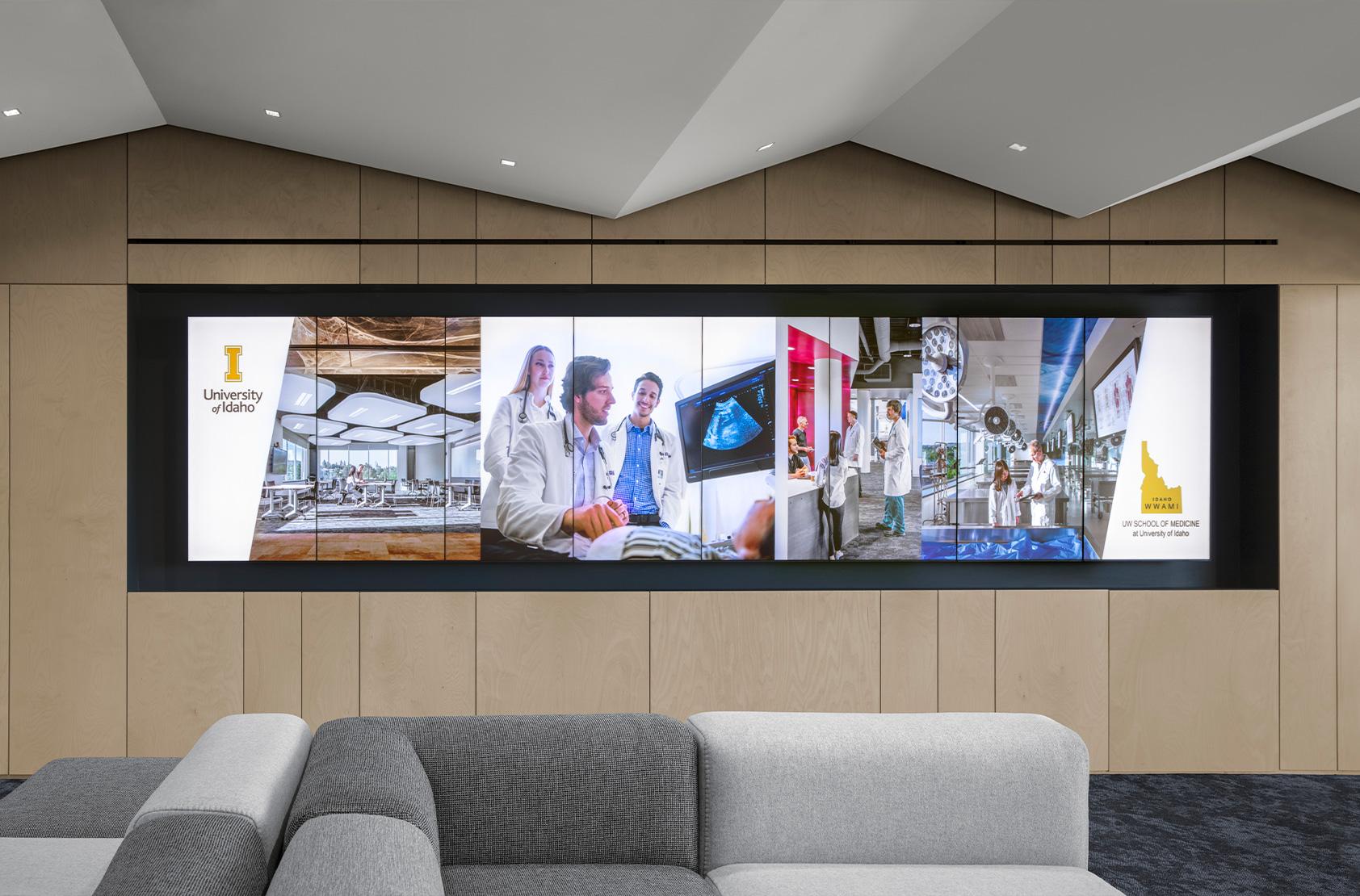University of Idaho - WWAMI Medical Education Building